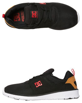 BLACK CAMEL MENS FOOTWEAR DC SHOES SNEAKERS - ADYS700071BC1