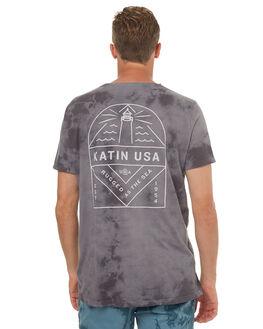 LAVENDER CLOUD MENS CLOTHING KATIN TEES - TSLIGCF17LCLD