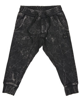 PIGMENT BLACK KIDS TODDLER BOYS MUNSTER KIDS PANTS - MK181TR01PMTBL