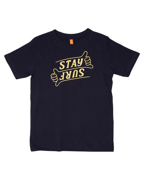 MIDNIGHT KIDS BOYS STAY TOPS - STE-20311-BMDN