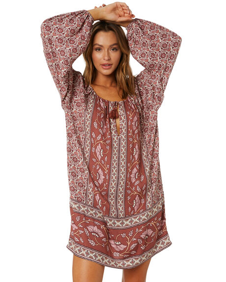 ROSE OUTLET WOMENS TIGERLILY DRESSES - T602409ROS
