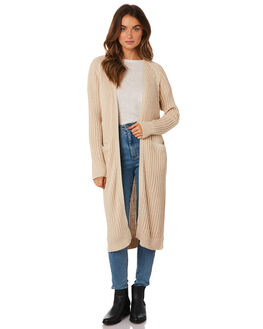 FAWN WOMENS CLOTHING ALL ABOUT EVE KNITS + CARDIGANS - 6433047SAN