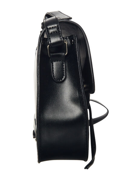 BLACK WOMENS ACCESSORIES THERAPY BAGS + BACKPACKS - BN-2946-PIBLK
