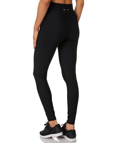 BLACK WOMENS CLOTHING THE UPSIDE ACTIVEWEAR - USW020027BLK