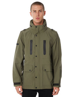 MILITARY MENS CLOTHING HUFFER JACKETS - MRJA81J1401MILI