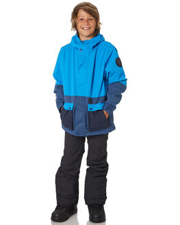 FRENCH BLUE BOARDSPORTS SNOW BILLABONG KIDS - L6JB02SFREBL
