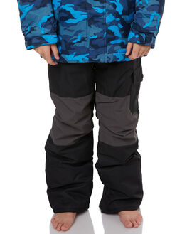 BLACK SNOW OUTERWEAR BILLABONG PANTS - F6PB02BLK