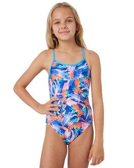 BLUE MULTI KIDS GIRLS ZOGGS SWIMWEAR - 5057200BLMLT