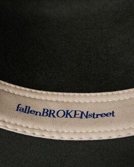 DUSTY GREEN WOMENS ACCESSORIES FALLENBROKENSTREET HEADWEAR - W19-04-01GRN