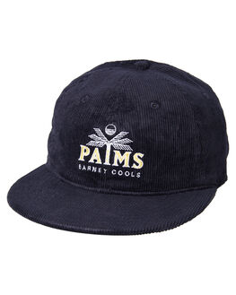 NAVY CORDUROY MENS ACCESSORIES BARNEY COOLS HEADWEAR - 906-CC1NVYCD