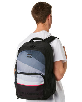 BLACK MENS ACCESSORIES BILLABONG BAGS + BACKPACKS - 9681010ABLK