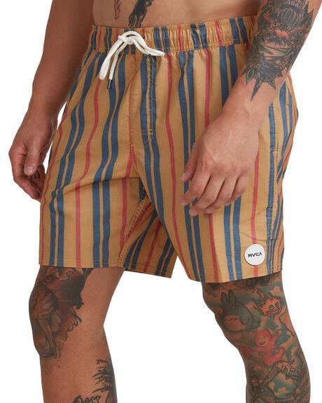 GOLDENROD MENS CLOTHING RVCA BOARDSHORTS - RV-R317403-GO6