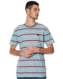 TEAL MENS CLOTHING THE CRITICAL SLIDE SOCIETY TEES - WST1715TEAL