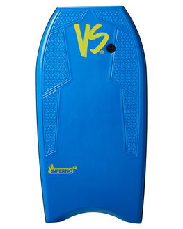 LIGHT BLUE YELLOW BOARDSPORTS SURF VS BODYBOARDS BODYBOARDS - VSINFERNOLBLUY