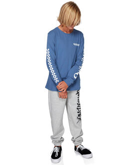 BIJOU BLUE KIDS BOYS QUIKSILVER TOPS - EQBZT03935-BNG0