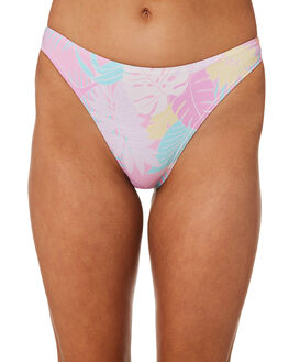 FLORAL OUTLET WOMENS SWELL BIKINI BOTTOMS - S8188332FLORL