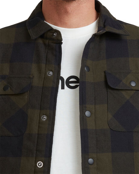FOREST NIGHT MENS CLOTHING ELEMENT SHIRTS - EL-196224-FN4
