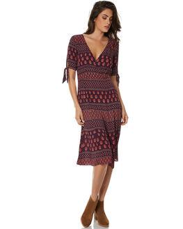 RAISIN WOMENS CLOTHING TIGERLILY DRESSES - T371409RAI