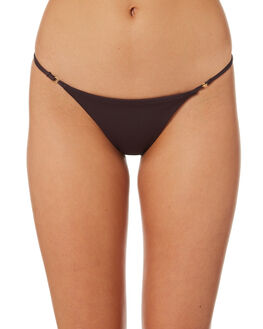 AUBERGINE WOMENS SWIMWEAR SKYE AND STAGHORN BIKINI BOTTOMS - SS134-AAUB