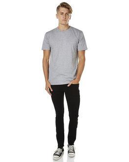 SONIC BLACK MENS CLOTHING WRANGLER JEANS - 99981SBLK