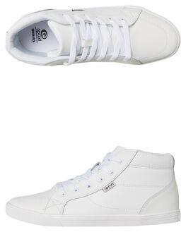 WHITE WOMENS FOOTWEAR RIP CURL SNEAKERS - TGLAG11000