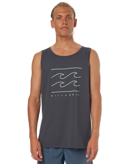 ASPHALT MENS CLOTHING BILLABONG SINGLETS - 9572502ASP