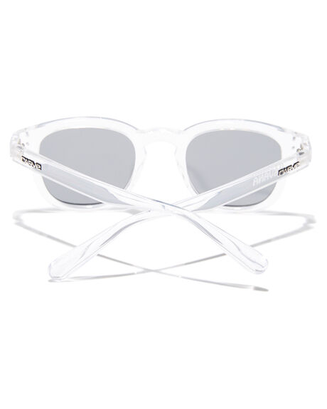 GLOSS CLEAR MENS ACCESSORIES CARVE SUNGLASSES - 3472GCLR