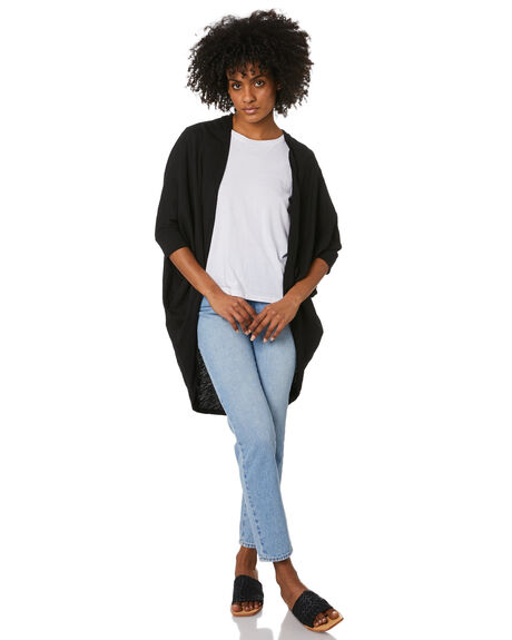 BLACK WOMENS CLOTHING BETTY BASICS JACKETS - BB265S20BLK