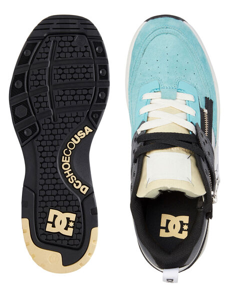 AQUA MENS FOOTWEAR DC SHOES SNEAKERS - ADYS700208-AQA