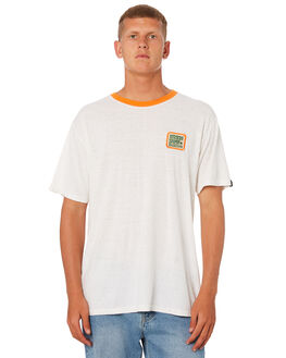 WHITE MENS CLOTHING AFENDS TEES - M184025WHI