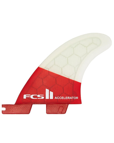 RED MOOD BOARDSPORTS SURF FCS FINS - FACC-PC02-TS-RGROM