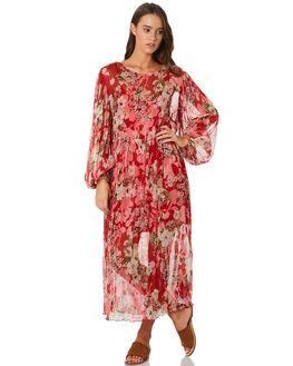 ALMALFI FLORAL WOMENS CLOTHING MLM LABEL DRESSES - MLM524CALM