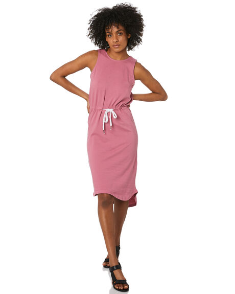 ROSE WOMENS CLOTHING SILENT THEORY DRESSES - 6008020ROSE