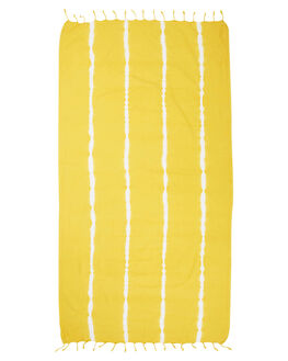 MUSTARD WOMENS ACCESSORIES MAYDE TOWELS - 17SALTMUSMUS
