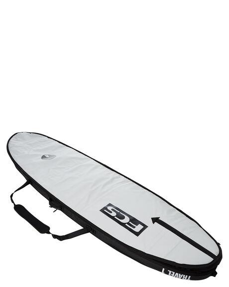 BLACK GREY BOARDSPORTS SURF FCS BOARDCOVERS - BT1-070-FB-BGYBLKGR