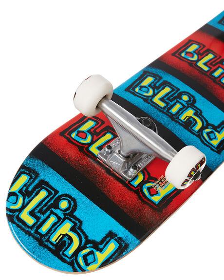 RED BLACK BOARDSPORTS SKATE BLIND COMPLETES - 10511883YREDBL