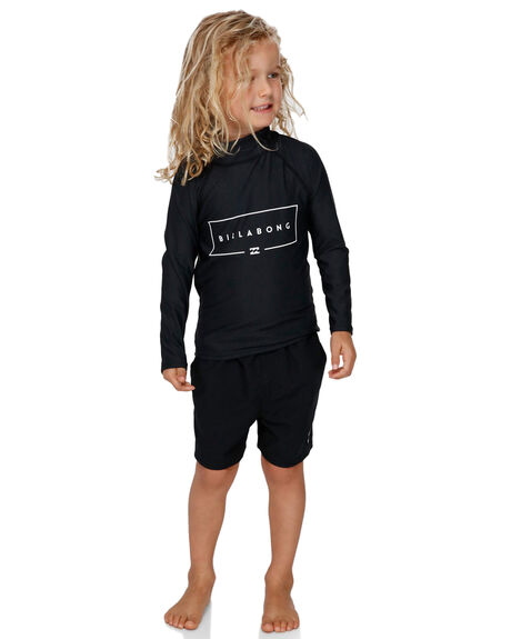 BLACK BOARDSPORTS SURF BILLABONG BOYS - BB-7791502-BLK