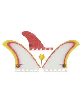 HONEY BOARDSPORTS SURF CAPTAIN FIN CO. FINS - CFF2411700HNY