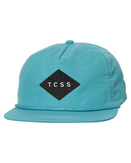 TEAL MENS ACCESSORIES THE CRITICAL SLIDE SOCIETY HEADWEAR - SWA1601TEAL