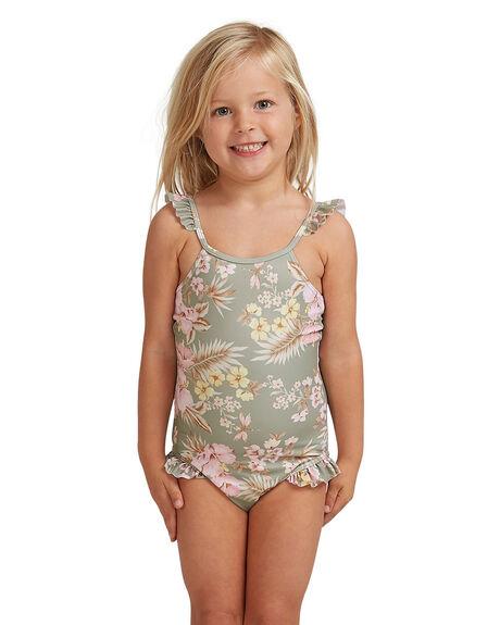 OLIVE KIDS GIRLS BILLABONG SWIMWEAR - BB-5517701-OLV