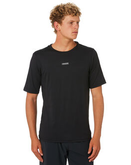 BLACK BOARDSPORTS SURF ADELIO MENS - LSRTBLK