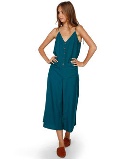LAGOON WOMENS CLOTHING BILLABONG PLAYSUITS + OVERALLS - BB-6591504-L01