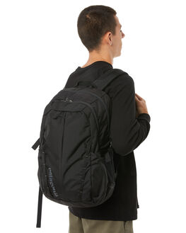 BLACK MENS ACCESSORIES PATAGONIA BAGS + BACKPACKS - 47912BLK