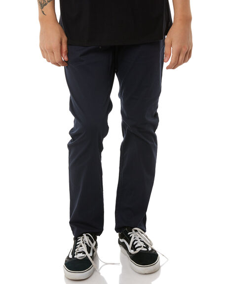 ECLIPSE NAVY MENS CLOTHING ELEMENT PANTS - 186264ECLNV