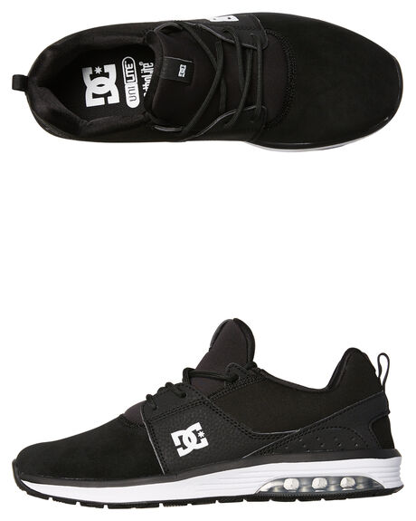 BLACK MENS FOOTWEAR DC SHOES SNEAKERS - ADYS200035001 25b6a33c58