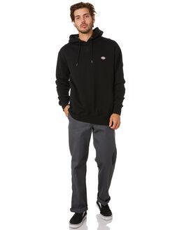 BLACK MENS CLOTHING DICKIES JUMPERS - K1200502BK