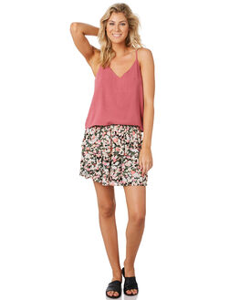 MULTI WOMENS CLOTHING MINKPINK SKIRTS - MP1903442MUL