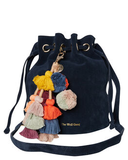 MIDNIGHT WOMENS ACCESSORIES THE WOLF GANG BAGS + BACKPACKS - TWGTD001MID
