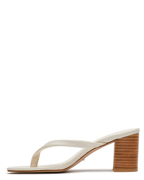 MILK WOMENS FOOTWEAR BILLINI HEELS - H1566MILK