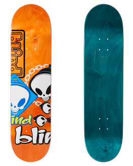 ORANGE BOARDSPORTS SKATE BLIND DECKS - 10011923ORNG